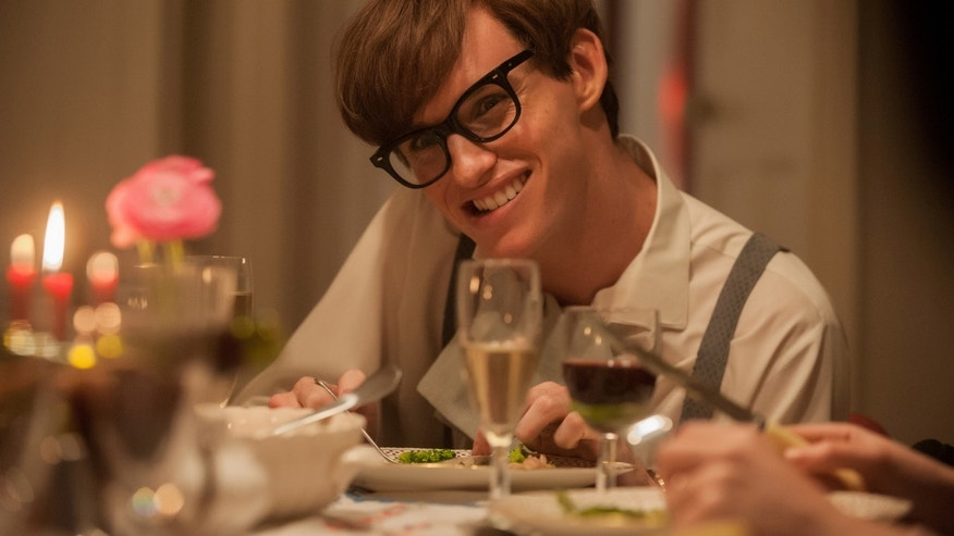 "Eddie Redmayne stars as Stephen Hawking in director James Marsh's ""The Theory of Everything."""