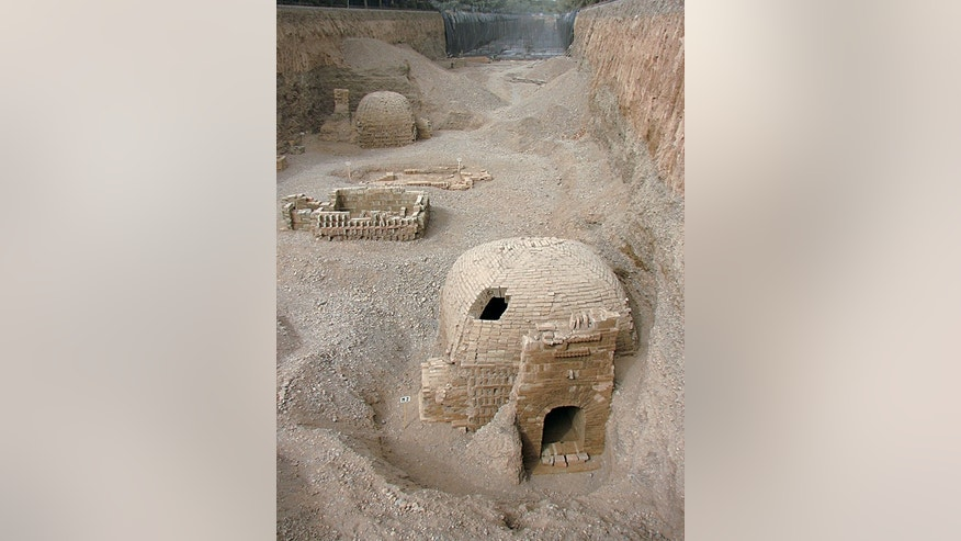 A cemetery dating back around 1,700 years has been discovered in Kucha, a city in China. The city played an important role along the Silk Road trade routes that connected China to the Roman Empire. Archaeologists have uncovered 10 tombs in the