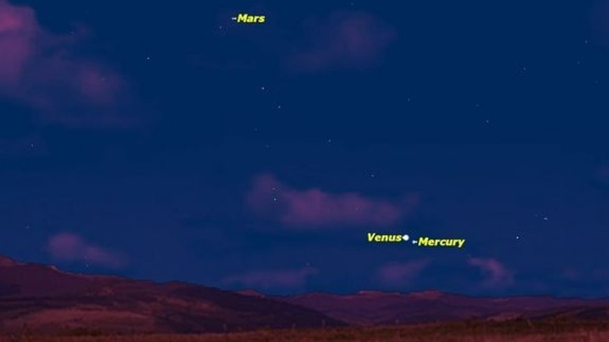 Look to the skies during January to see a number of awesome celestial events. Venus will be particularly impressive this month, and Mercury will be easy to spot in evening twilight.
