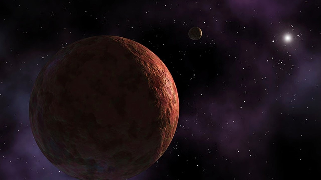2 planets may lurk in solar system beyond Pluto, study says
