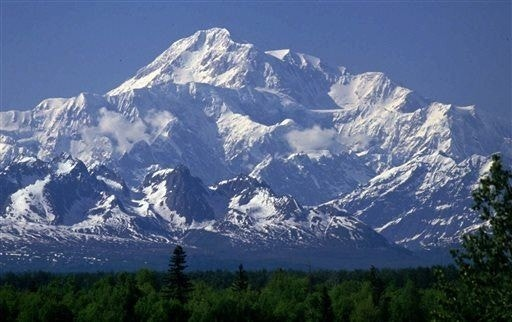 Alaska can't change name of tallest US mountain, thanks to Ohio