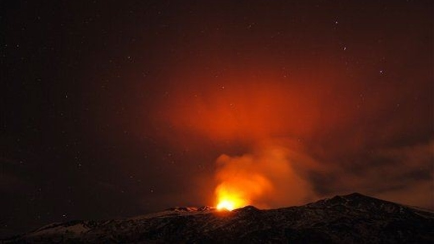 Eruptions like this one at Mount Etna provide some of the only solid evidence of what lies deep beneath us.
