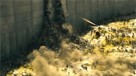 "The fast-paced zombies of ""World War Z."""