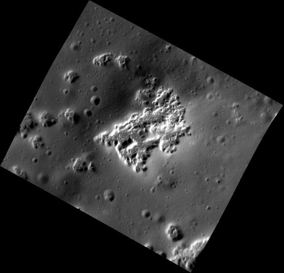 Strange 'hollows' on Mercury revealed by NASA probe as mission end nears