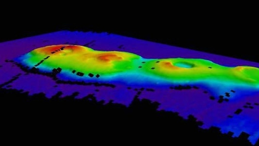 During a mission to find larval lobsters, marine researchers unexpectedly found a cluster of extinct, 50-million-year-old volcanoes on the ocean floor near eastern Australia.