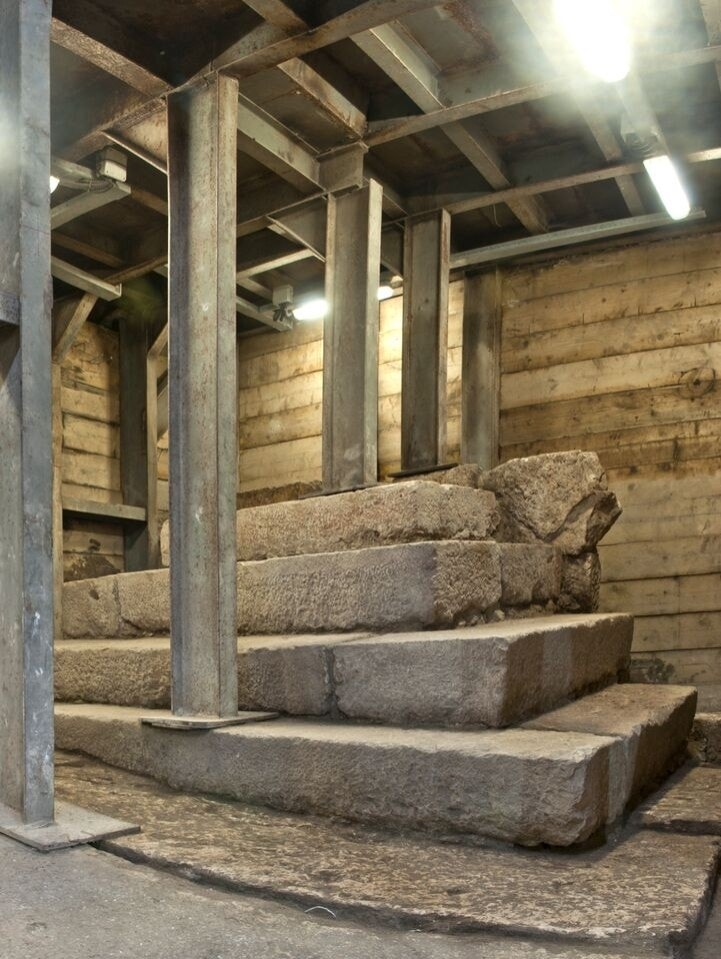 Israeli archaeologists unearth unique stepped structure in City of David