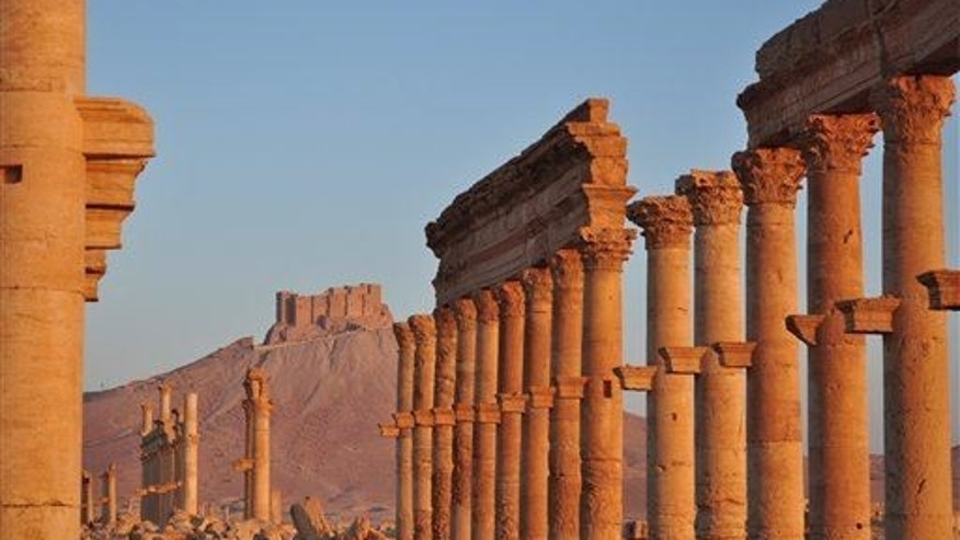 The 2,000-year-old Temple of Bel in Syria was recently blown up by the Islamic State. Now, archeologists are trying to digitally document other antiquities before they suffer the same fate.