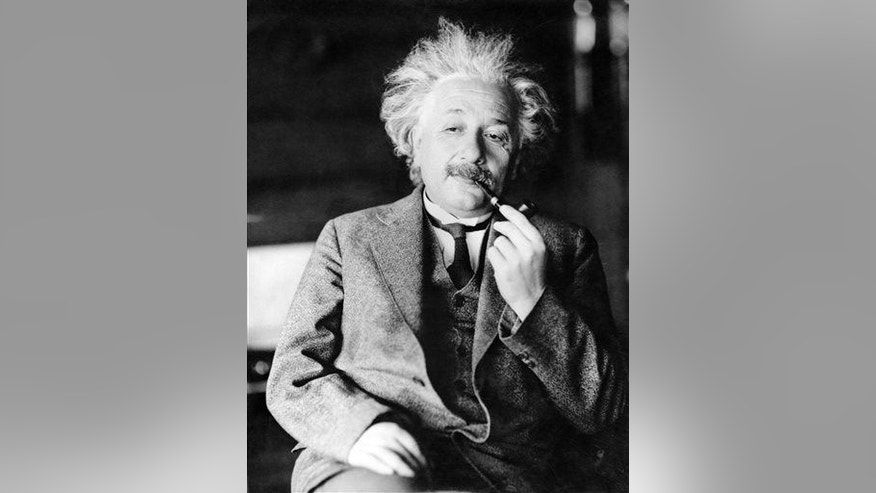 Albert Einstein: Dumber than a 12-year-old girl.