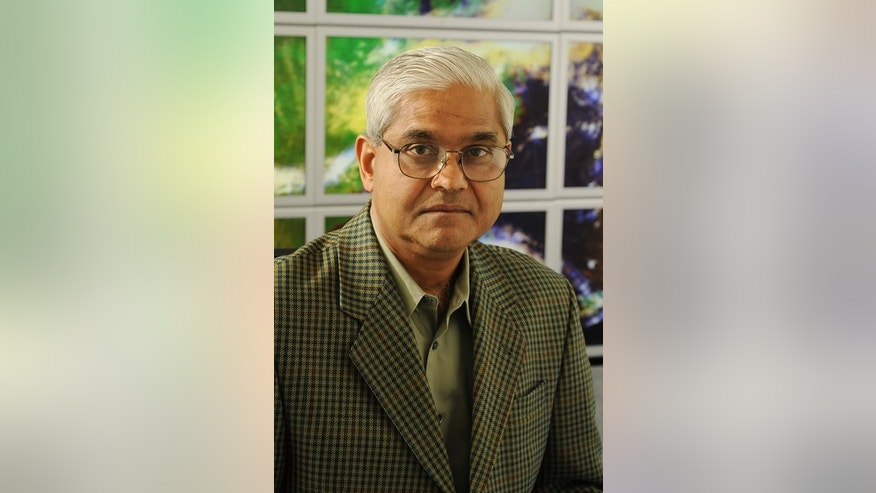 Jagadish Shukla, Professor, Atmospheric Oceanic Earth Sciences, George Mason University.