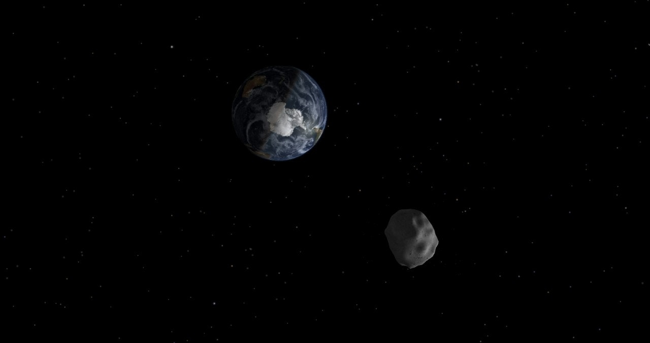 Fright night flyby: Skyscraper-sized asteroid will pass ...