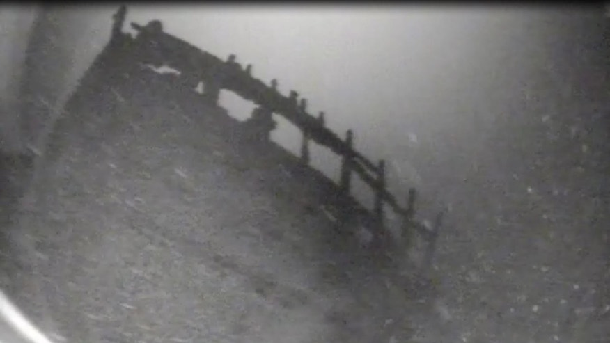 The wreck of a steamship that sank in Lake Ontario back in 1862 has been discovered by several explorers. (shipwreckworld.com)