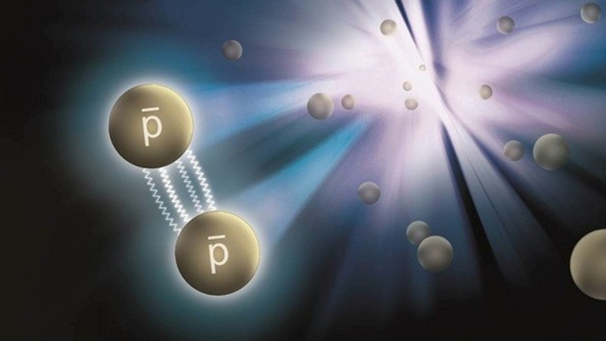 Scientists at Brookhaven National Laboratory studied the attractive force between antiprotons, giving physicists new ways to look at the forces that bind matter and antimatter.