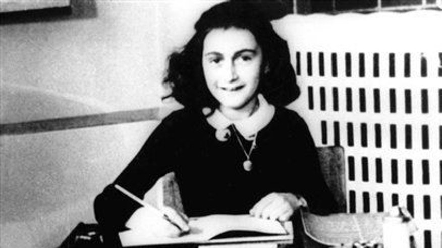 A Swiss foundation now claims Anne Frank's father Otto coauthored his daughter's famous diary in a move designed to extend its copyright on the work.