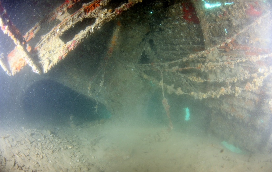Incredible images reveal US Navy seaplane lost in Pearl Harbor attack