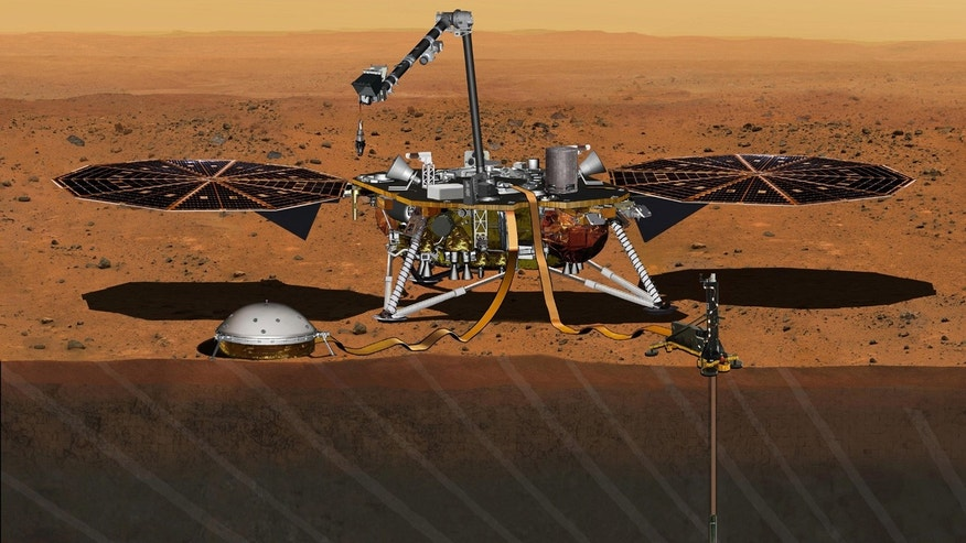 NASA postpones next Mars mission due to leaky seal on key instrument