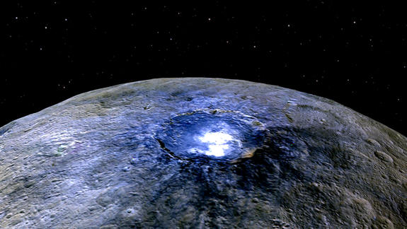 Pluto, Mars water and more! The biggest space stories of 2015