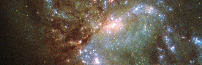 """Hubble sees """"ghost light"""" from dead galaxies"""