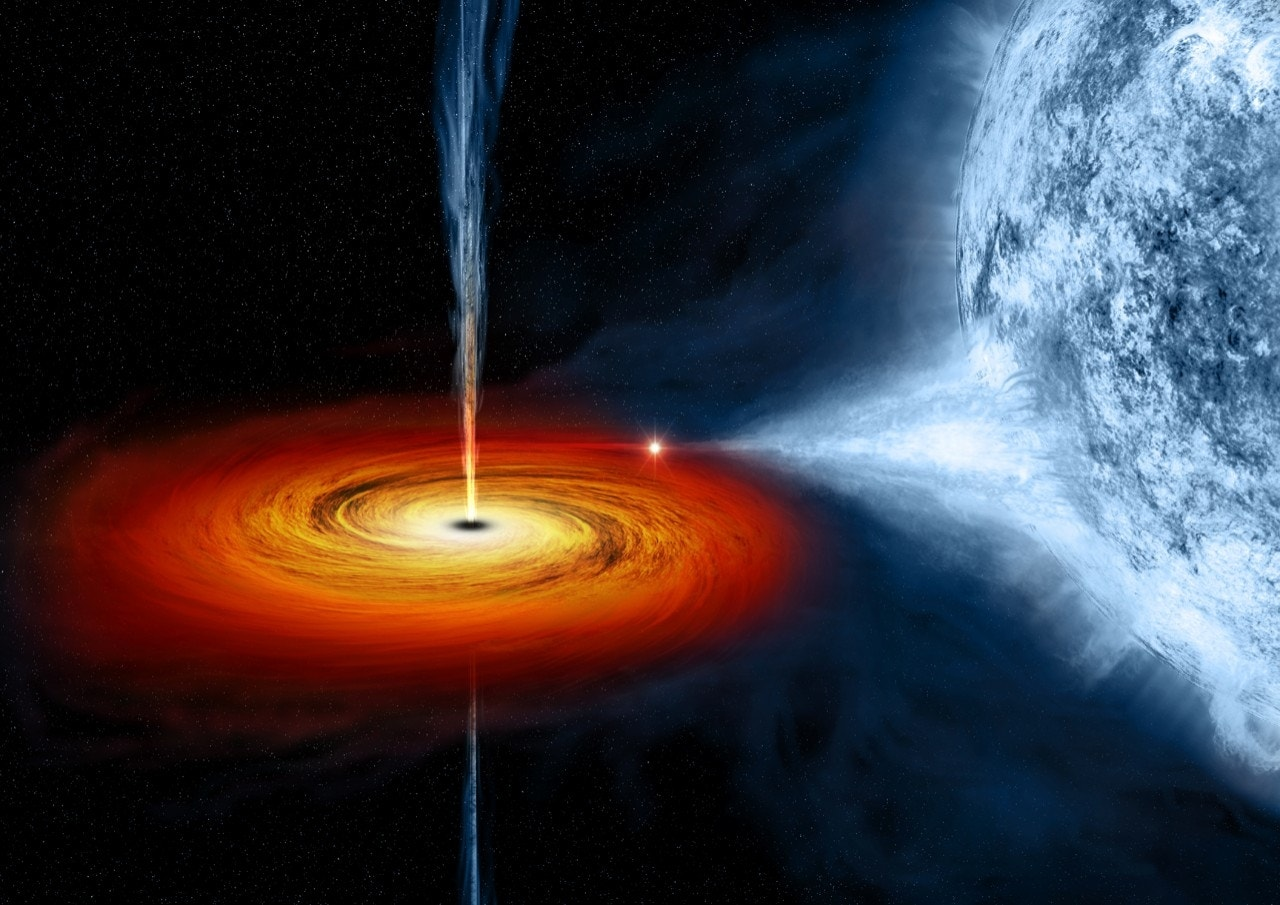 black hole in our universe - photo #32