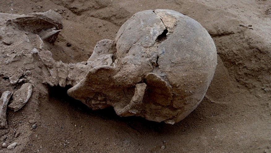 Remains of earliest known massacre victims uncovered in Kenya