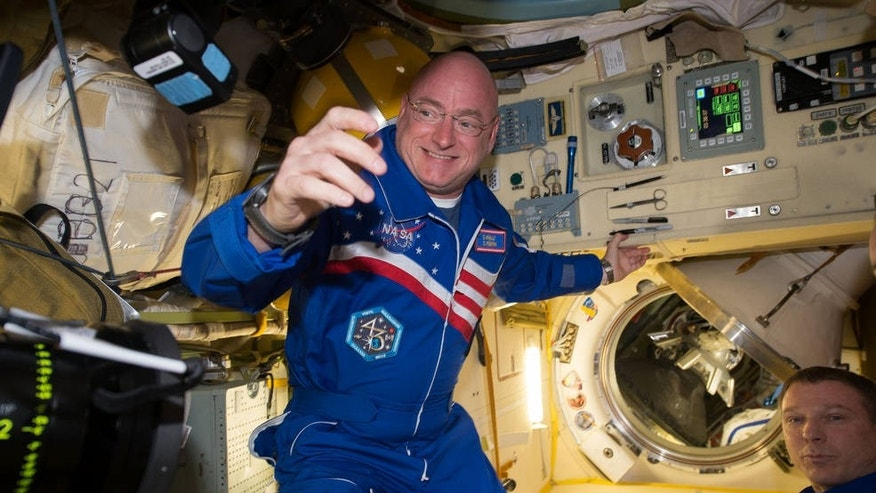 When he lands on Earth Tuesday, March 2, NASA astronaut Scott Kelly will have spent a total of 340 days in space, double the length of typical mission, so researchers can better understand how the human body reacts and adapts to long-duration spaceflight. This knowledge is critical as NASA looks toward human journeys deeper into the solar system, including to and from Mars. (NASA)