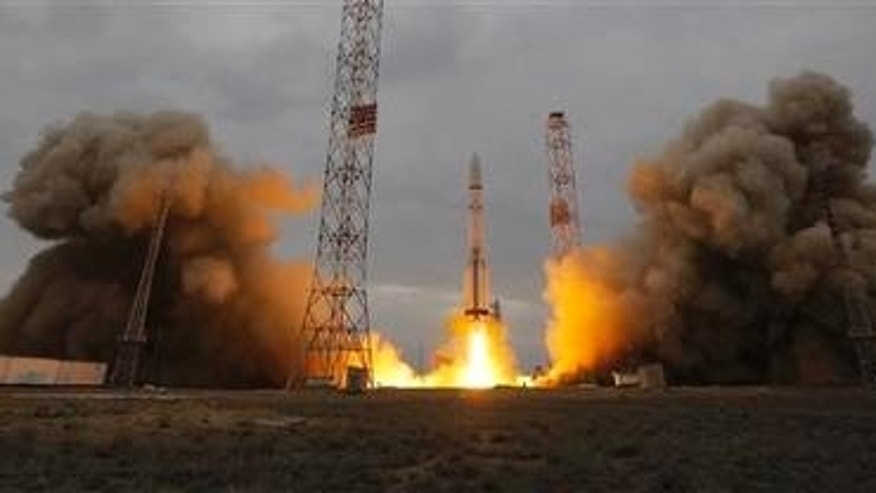 European, Russian space agencies launch mission to Mars ...