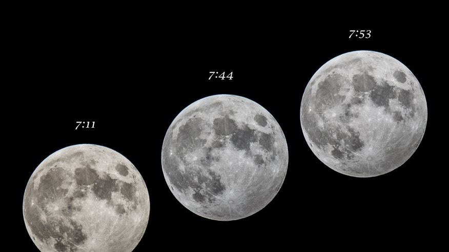 Penumbral Lunar Eclipse: October 2013