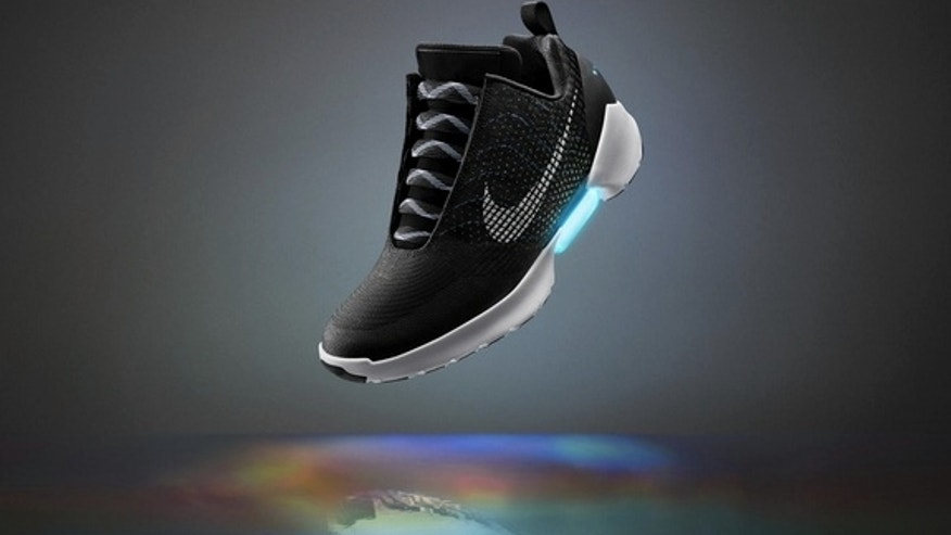 Nike's HyperAdapt 1.0 is the first performance vehicle for Nike's latest platform breakthrough, adaptive lacing.