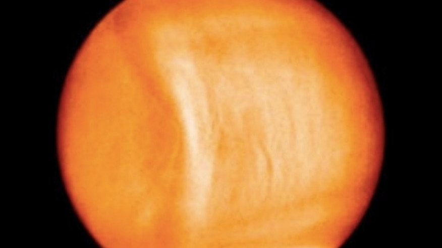 Akatsuki Test Image of Venus