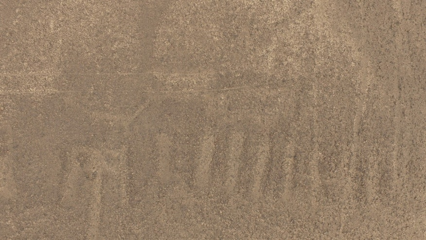 Experts unearth new 'mythical beast' Nazca lines