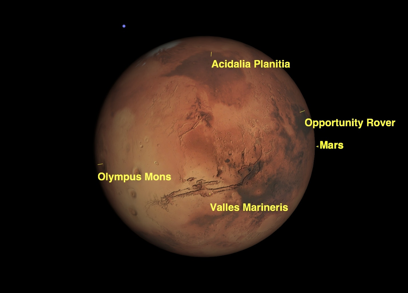 au from earth to mars - photo #23