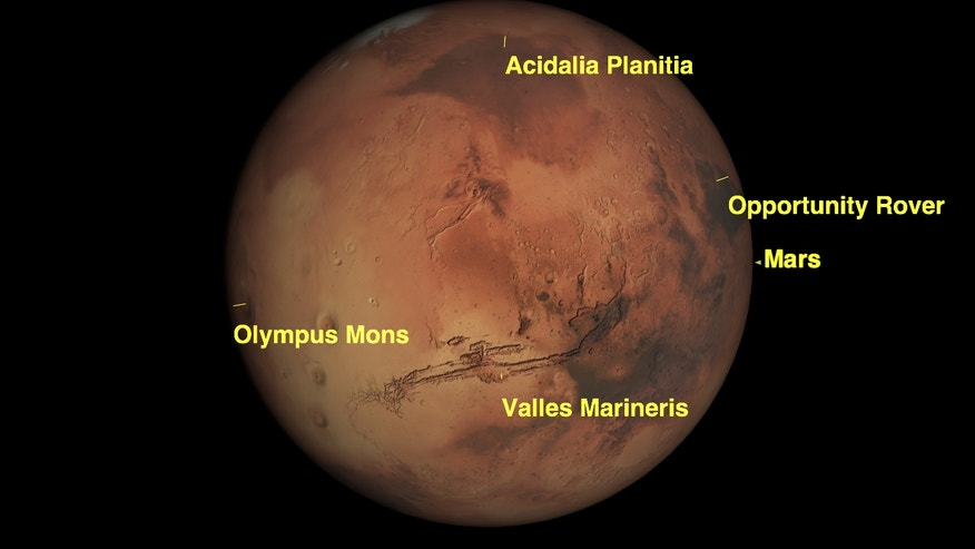 On Monday evening (May 30) at 5:35 p.m. EDT, Mars will be the closest it has been to Earth since Oct. 5, 2005.