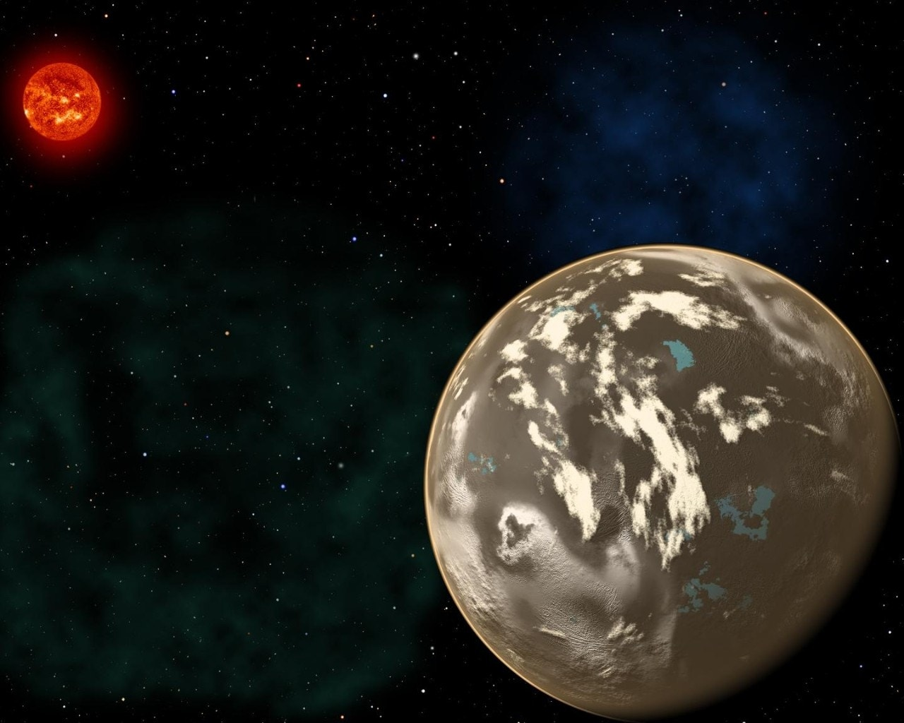 Carbon planets around special stars could have hosted life ...
