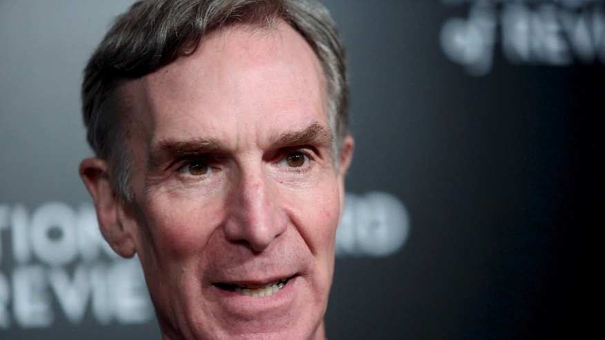 File photo - Bill Nye attends The National Board of Review Gala, held to honor the 2015 award winners, in the Manhattan borough of New York Jan. 5, 2016. (REUTERS/Andrew Kelly)