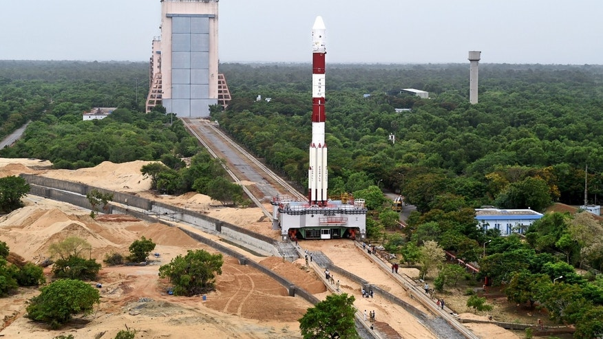 PSLV C-34 (Indian Space Research Organization)