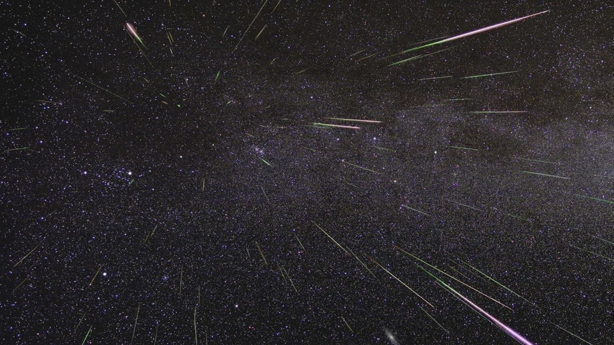 Perseid meteor shower will be a rare, intense 'outburst' this year