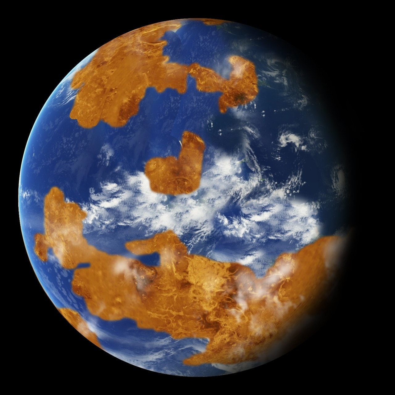 Venus could have once been habitable, NASA says | Fox News