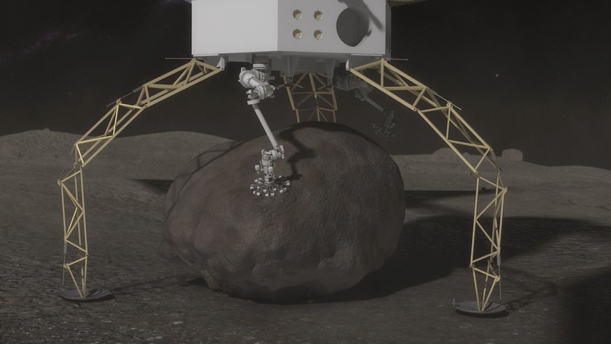 NASA's asteroid capture mission gets ready to rock in 2021