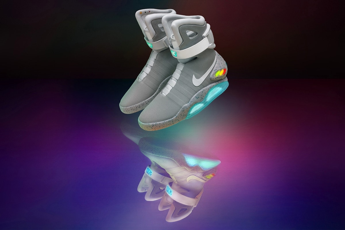 Great Scott! How to get the 'Back to the Future' self-lacing shoes