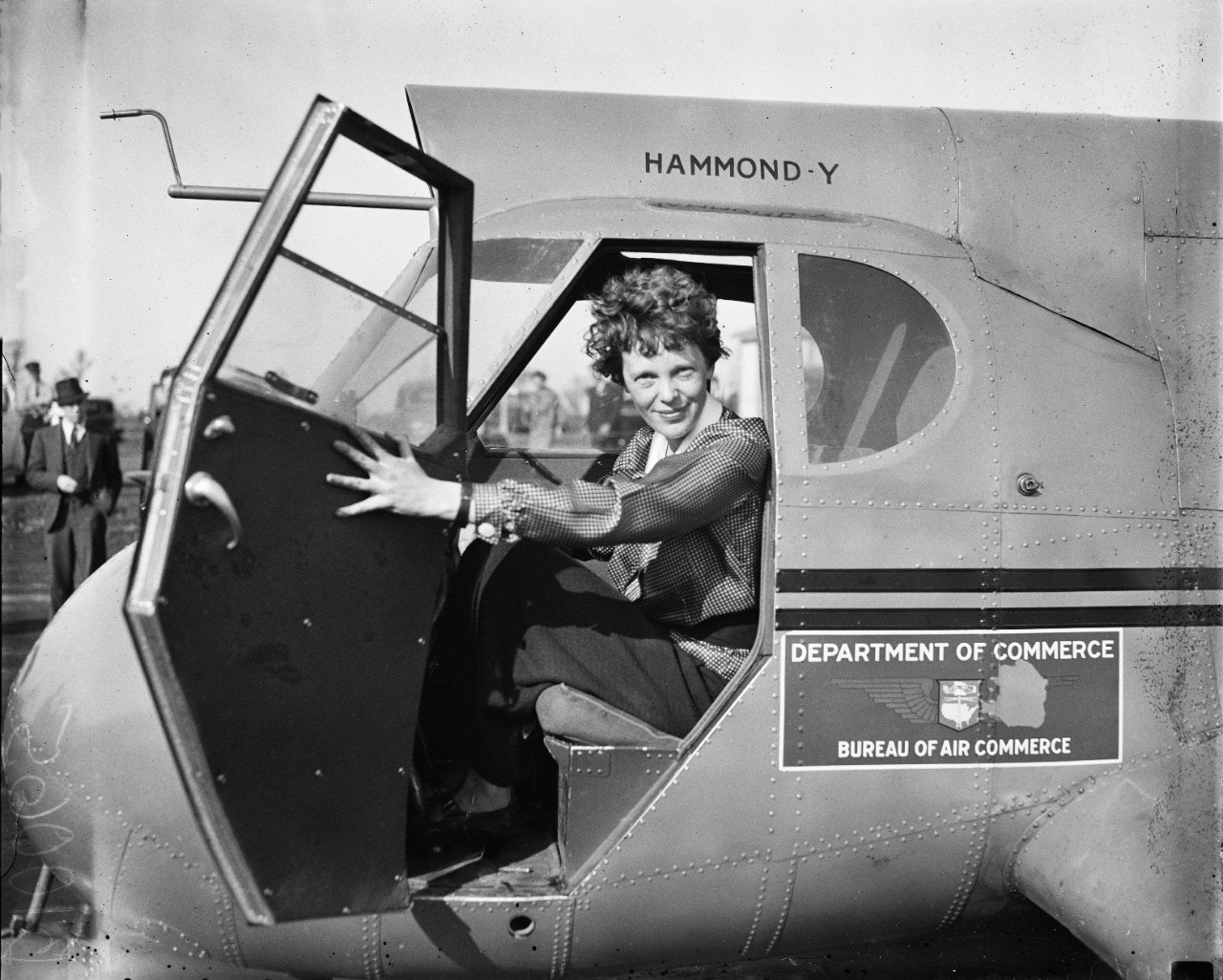 Cheap write my essay amelia earhart 1