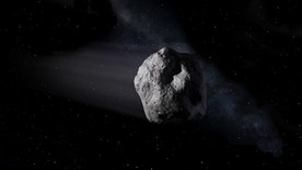 A near-Earth object on course to hit the planet would require nationwide ��� or global ��� coordination to minimize threat.