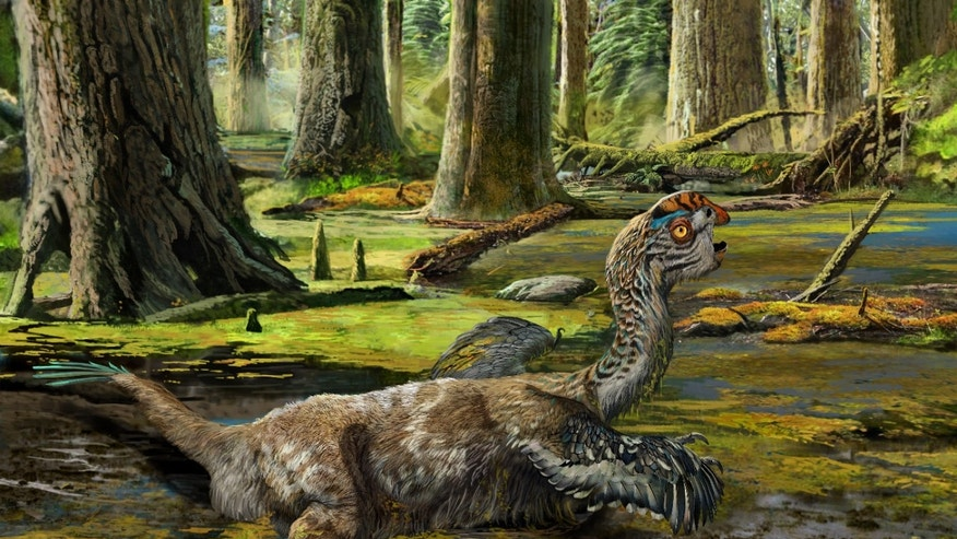 'Mud Dragon' dinosaur unearthed in China