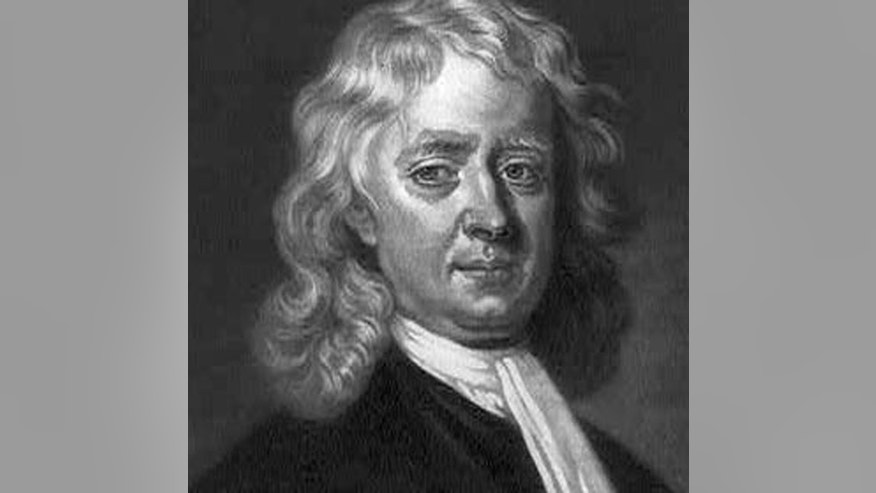 Isaac Newton laid the blueprints for his three laws of motion, still recited by physics students, in 1666.