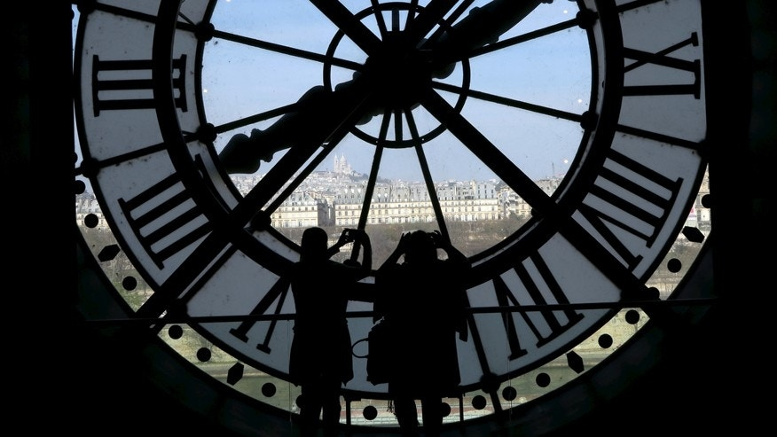 'Leap Second' to make New Year's Eve longest day of 2016