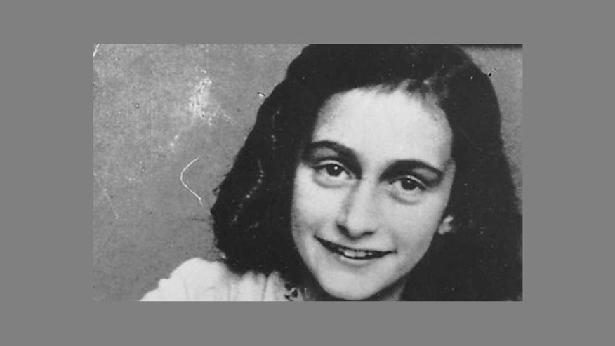 Pendant found at death camp may have Anne Frank link