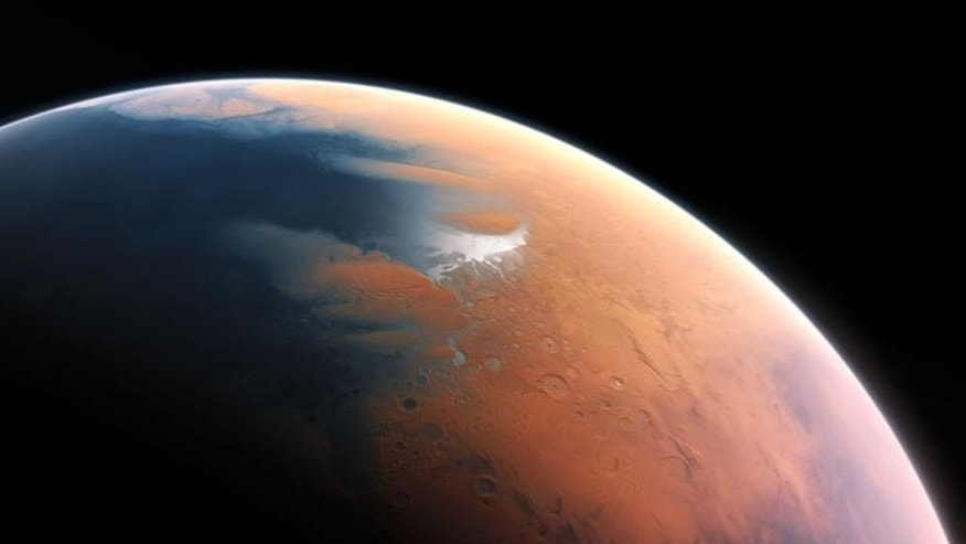Taking 'cue' from Mars: Methane warmed, dried up the Red Planet