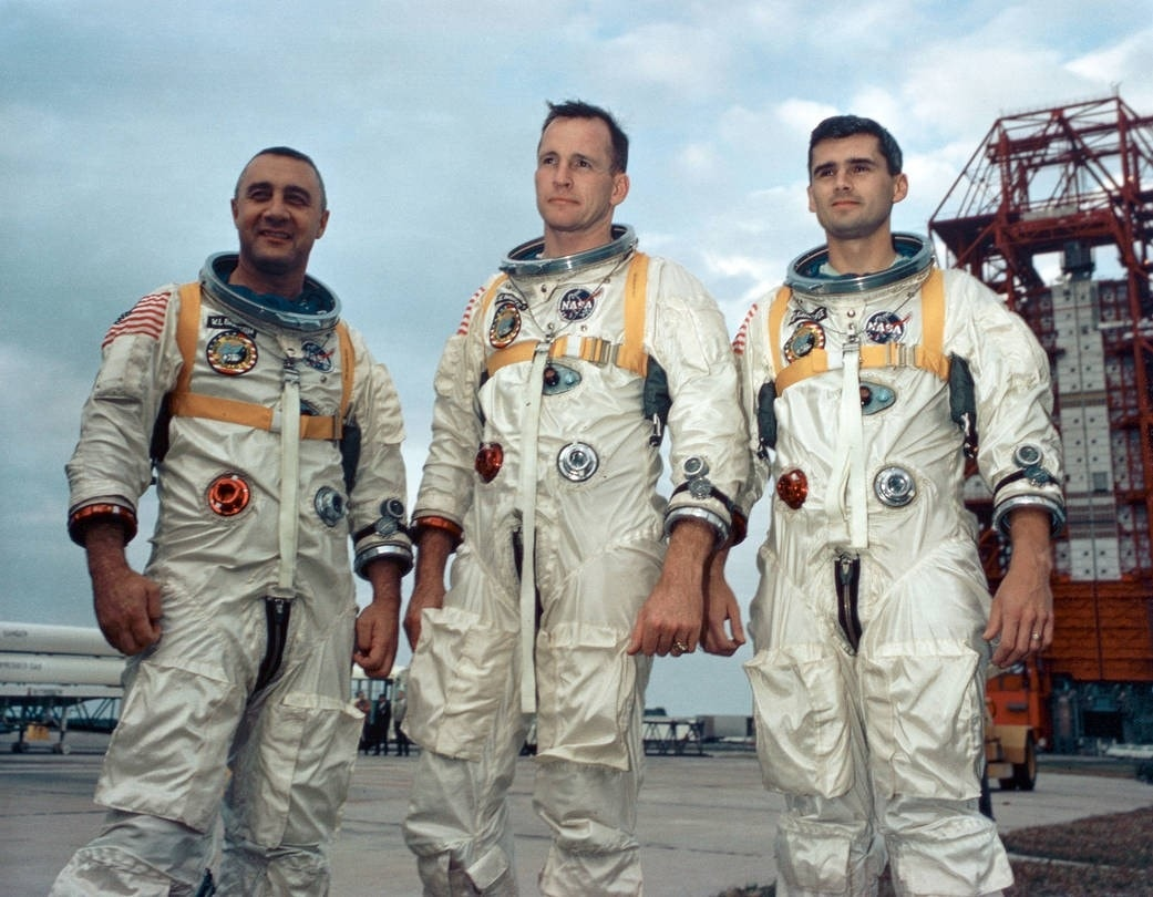 astronauts killed in space program - photo #44