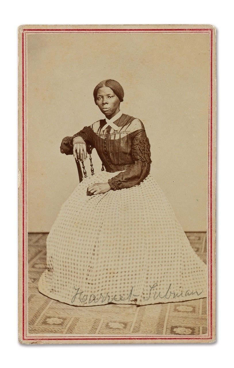 A glimpse into history: Photo of young Harriet Tubman surfaces ...