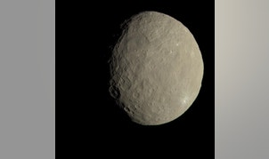 Life's building blocks found on dwarf planet Ceres