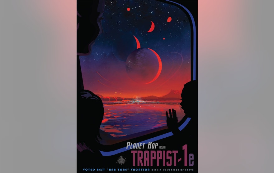 exoplanets travel
