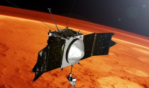 Metal detected in Mars' atmosphere